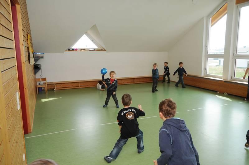 Kita kindergarten niedergottsau haiming raumgestaltung for Raumgestaltung krippe
